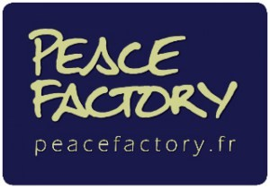 Peace Factory logo