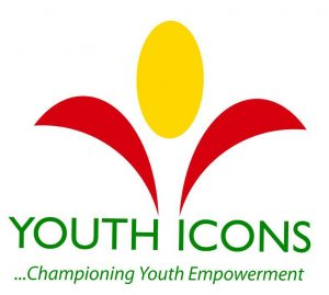 Youth icons ghana logo