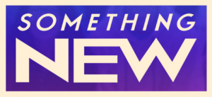 omething New logo